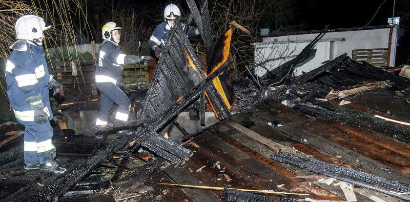 Wybuch pieca w domu jednorodzinnym. Nie żyją dwie osoby