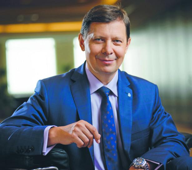 Jacek Obłękowski, wiceprezes PKO BP