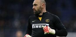 Przez 6 lat nie zagrał ani minuty, dwa razy zobaczył czerwoną kartkę! Inter pożegnał się z bramkarzem