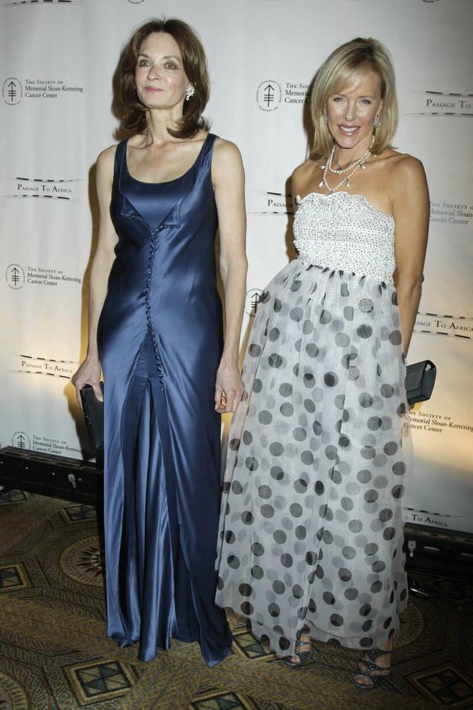Ketrin Brajan 2011. godina (s leve strane u plavoj haljini)