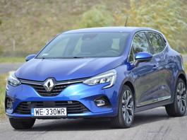 Renault Clio TCE 100 - świeżość i styl