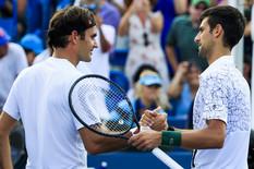 Rodžer Federer, Novak Đoković