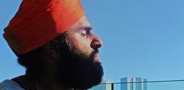 Sikh pobity pod krakowskim klubem