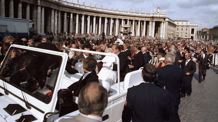 """Co się stał z niedoszłym mordercą Jana Pawła II? """"Teraz jestem dobrym człowiekiem"""""""