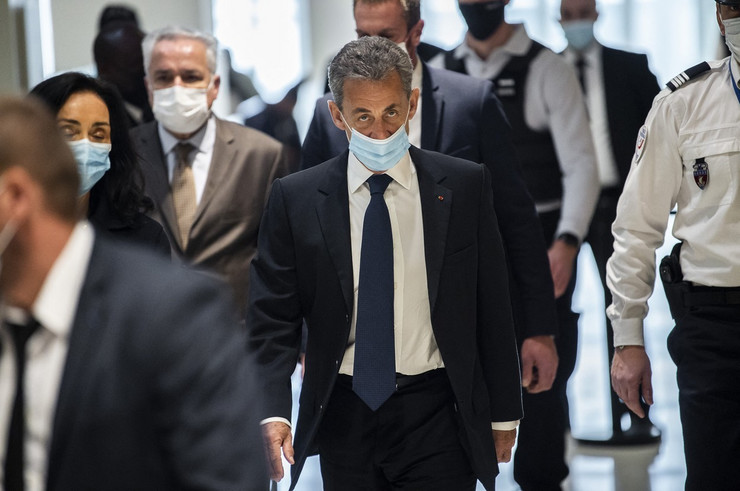 Sarkozi u ponedeljak na sudu