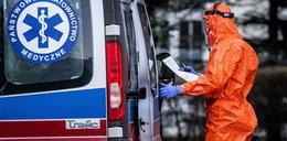 Pierwszy taki przypadek w Polsce. Chcą sprawdzić, czy zmarły miał koronawirusa. Jest jeden problem