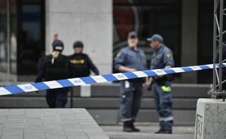 Szwecja: Nie było zatrzymań w związku z atakiem w Sztokholmie
