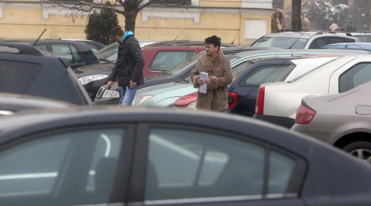 parking Banjaluka automobili