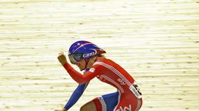 Czym zaimponować mistrzyni olimpijskiej? Kciukiem