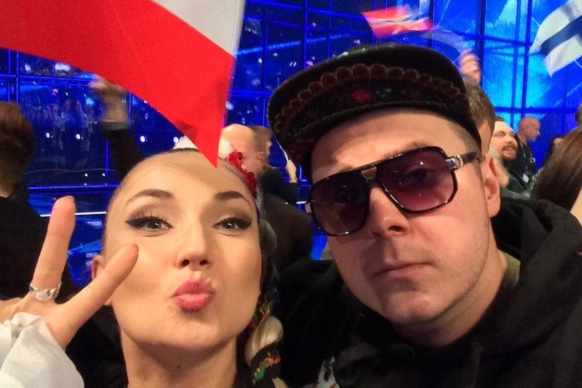 Donatan i Cleo po półfinale Konkursu Piosenki Eurowizji 2014