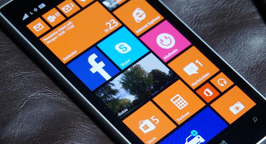 Windows 10 Technical Preview brickt Lumias