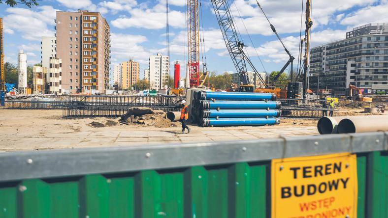 Przez pandemię niektóre inwestycje budowlane zostaną oddane do użytku później niż zakładano