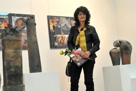 Sofija Bunardžić: Direktorki Umetničke škole iz Užica nagrada za životno delo iz oblasti keramike