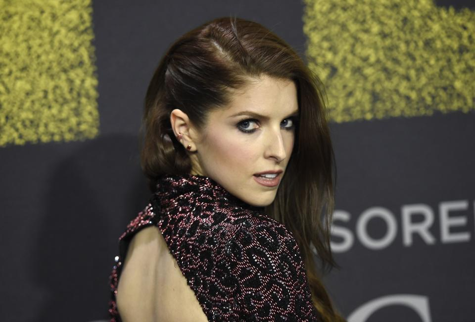 """Pitch Perfect 3"": Anna Kendrick na premierz  filmu"