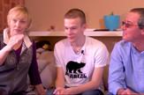 Ruska porodica u Srbiji
