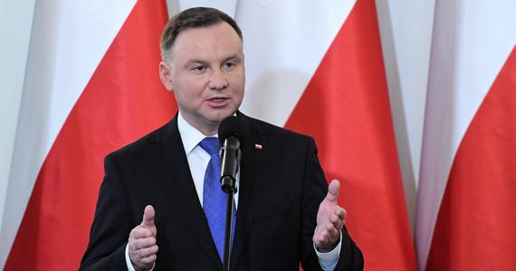 Koronawirus. Andrzej Duda informuje o sytuacji w Polsce ...