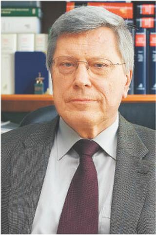 Tadeusz Ereciński został wyróżniony za ustawę o pozwach zbiorowych