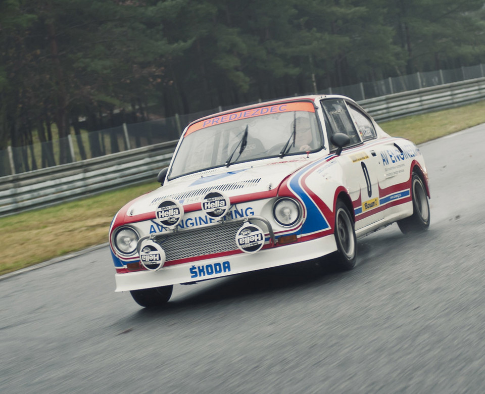 Rajdowe legendy: Skoda 130 RS