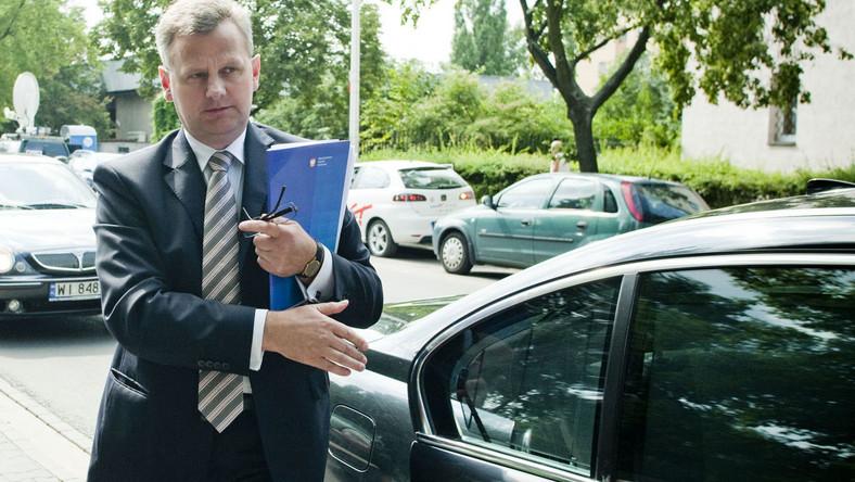 Minister Grad spotkał się z Katarczykami