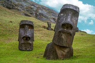 Naukowcy próbują odczytać zagadkowe pismo z Wyspy Wielkanocnej