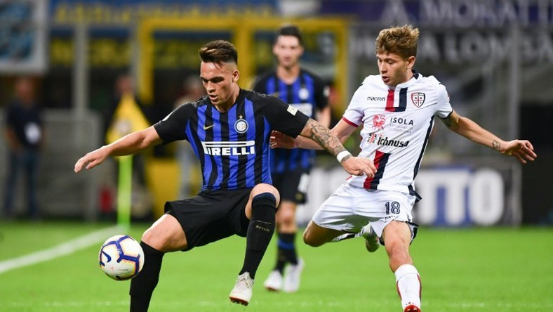 """Not a bad thing for a striker to be selfish:"" the Inter Milan coach said of Argentine forward Lautaro Martinez."