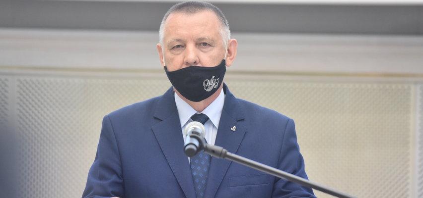 Marian Banaś donosi do prokuratury na Jarosława Kaczyńskiego