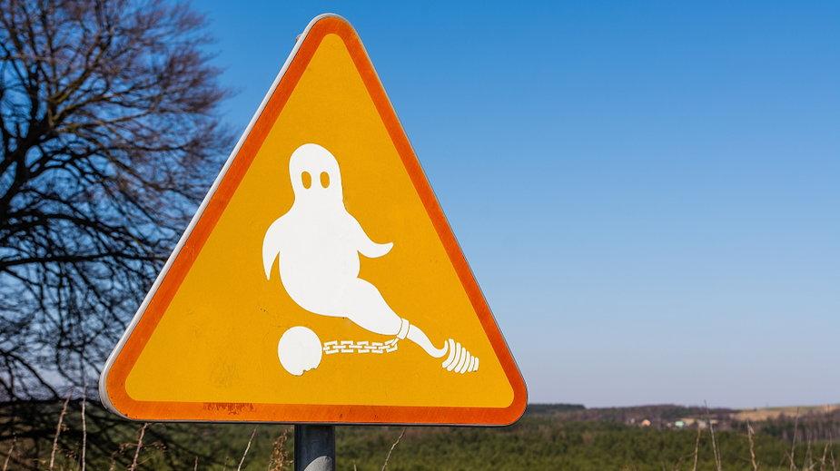 Gdzie w Polsce można spotkac duchy?