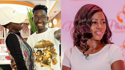 Your daughter is the problem not my hair – MCA Tricky responds to Akothee