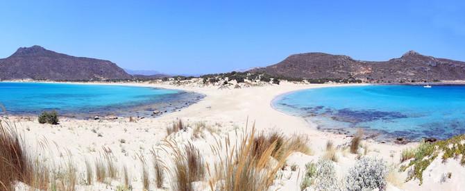 Plaže su predivne, ali većina njih je prosto daleko