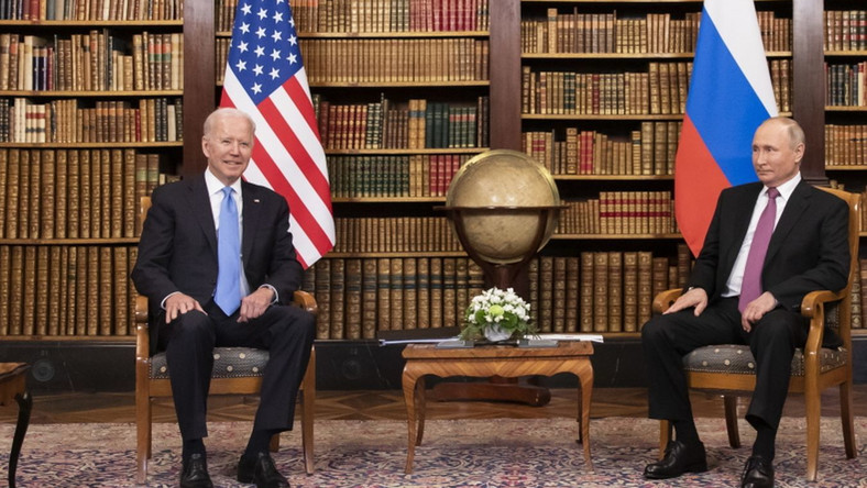 Joe Biden, Wladimir Putin