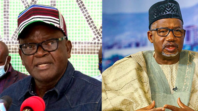 Gov Ortom says Gov Mohammed of Bauchi is a Fulani terrorist