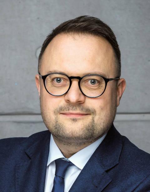Marek Łucyk wiceprezydent Gdyni ds. rozwoju
