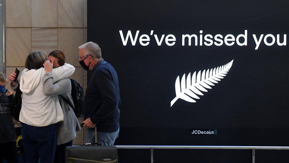 """Między Australią a Nową Zelandią uruchomiono """"bańkę podróżniczą"""""""