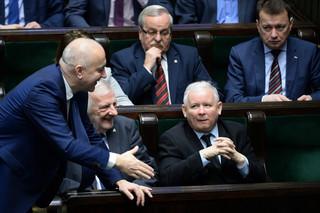 Brudziński: Regulamin Sejmu wymaga korekt, które uniemożliwią m.in. blokowanie mównicy