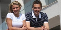 Polski piłkarz weźmie ślub z piękną szczypiornistką