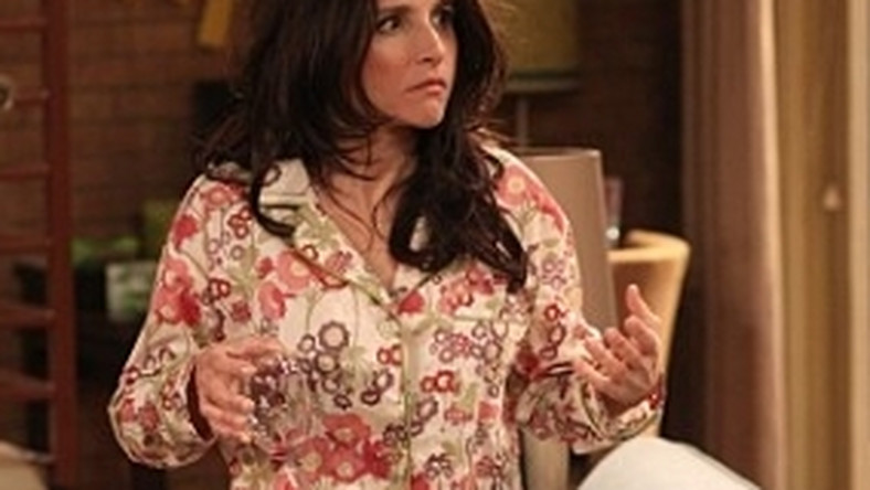 "Julia Louis-Dreyfus w ""The New Adventures of Old Christine, Scream"""