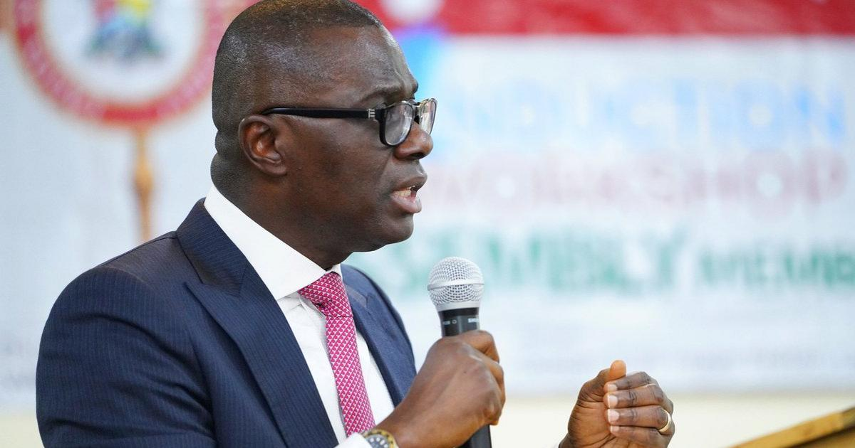 We'll build innovation, technology centres to create jobs - Gov. Sanwo-Olu - Pulse Nigeria