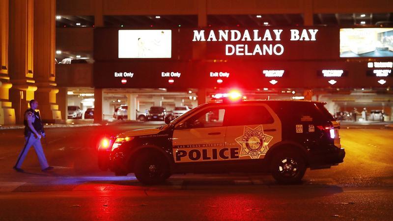 Hotel Mandalay Bay, z którego strzelał zamachowiec