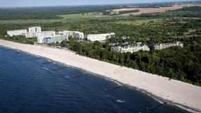 Tak pięknieją plaże w Kołobrzegu