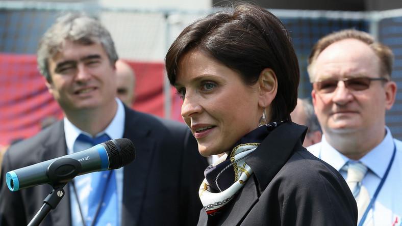 Minister sportu i turystyki