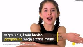 11- letnia córka Natalii Kukulskiej nagrała piosenkę
