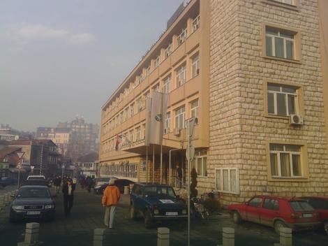 NOVI PAZAR- gradska uprava