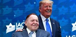 Nie żyje przyjaciel Donalda Trumpa. Miał 87 lat