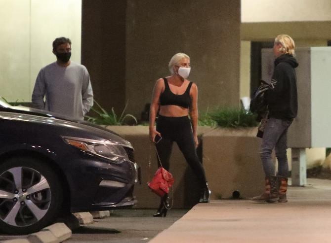 Gaga 16. juna u Malibuu