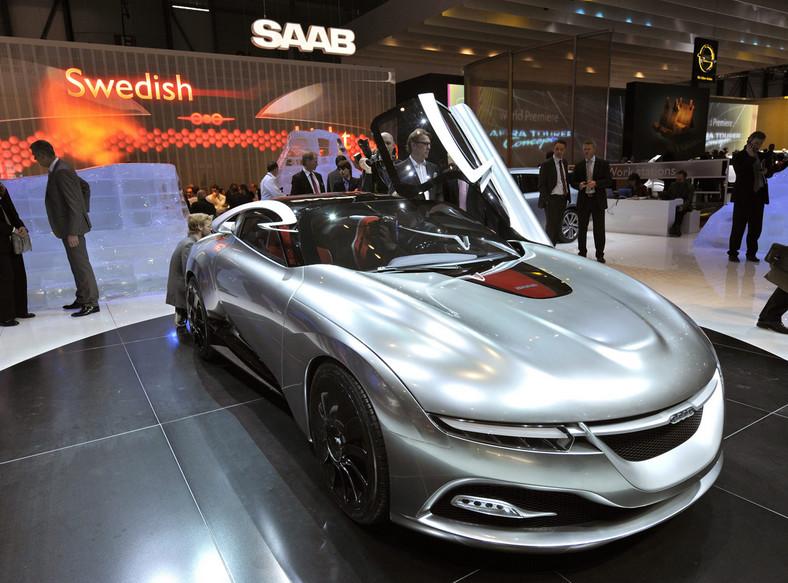 Saab phoenix - tak Szwedzi powstają z popiołów