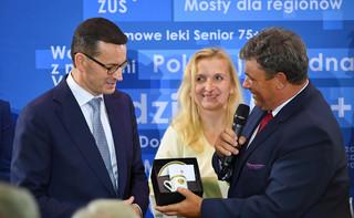 Morawiecki: Cieszy mnie jako szefa rządu frekwencja w wyborach samorządowych