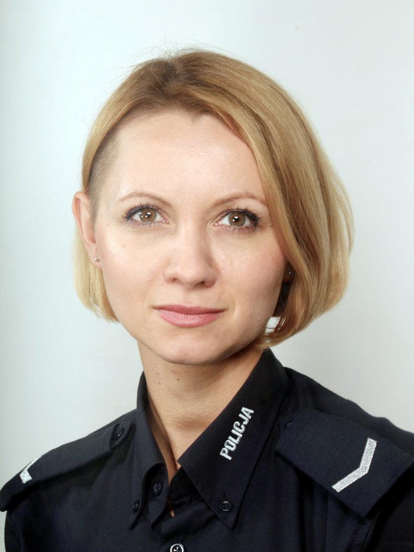 Ewa Sikora, rzecznik KMP w Mikołowie