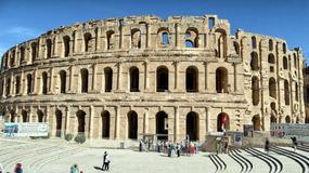 Wielki Amfiteatr w Al-Dżamm