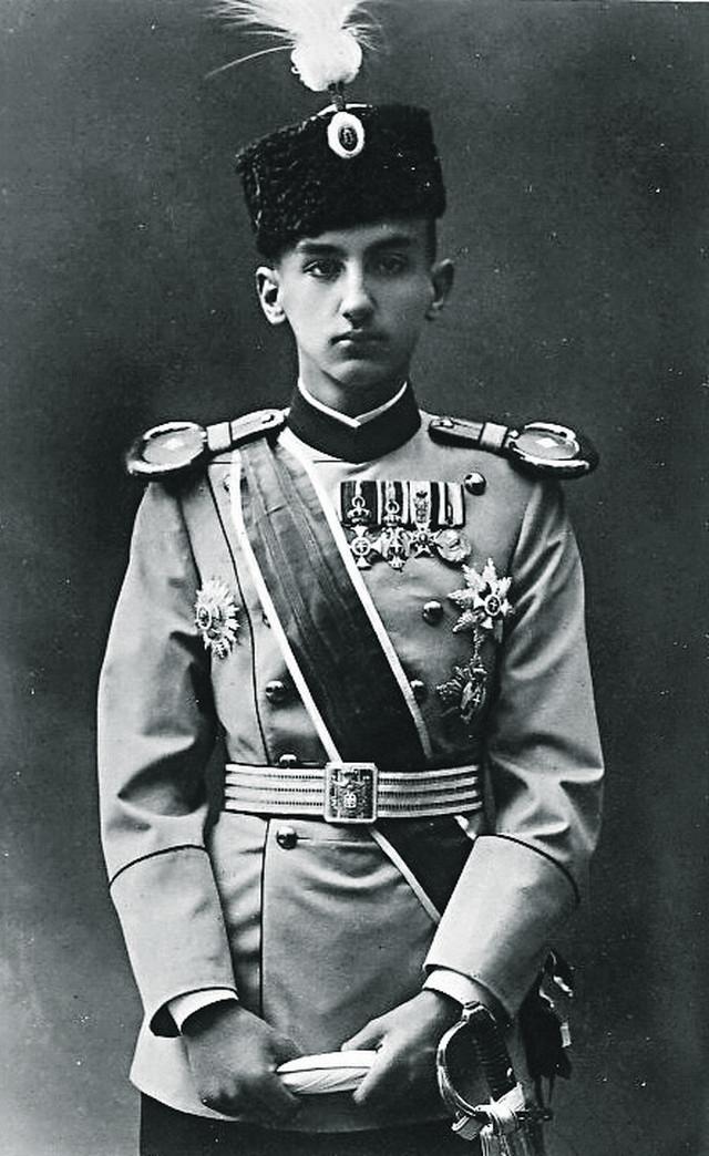 Princ Đorđe Karađorđević