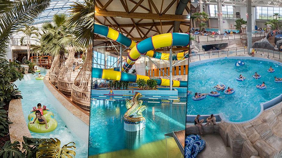 Aquaparki, baseny i termy w Polsce. Które warto odwiedzić?